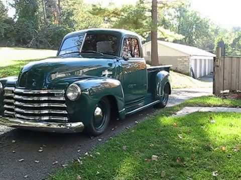1952 Chevy 3100 For Sale - YouTube