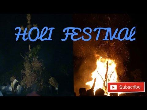 Holi Festival at Pachral (Tal- Mandangad)