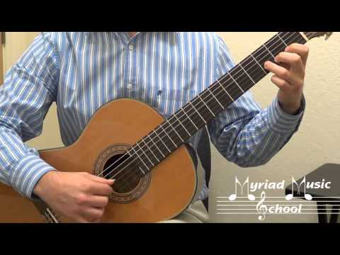 Duncan Classical Guitar Book 1 - Page 37 - Song of the Silk Road