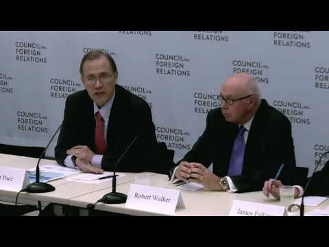 The Future of U.S. Space Policy, Council on Foreign Relations, April 15, 2013