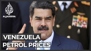 Venezuela's Maduro considers charging citizens more for petrol