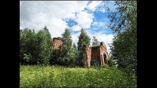 Солнечный Храм-генератор. Спасская церковь в Даратниках