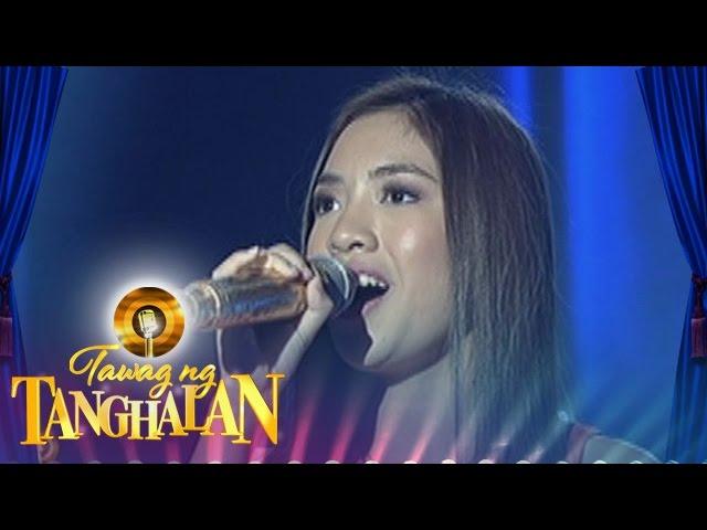 Tawag ng Tanghalan: Julia Faith Joaquin | Somewhere Over The Rainbow (Round 3 Semifinals)