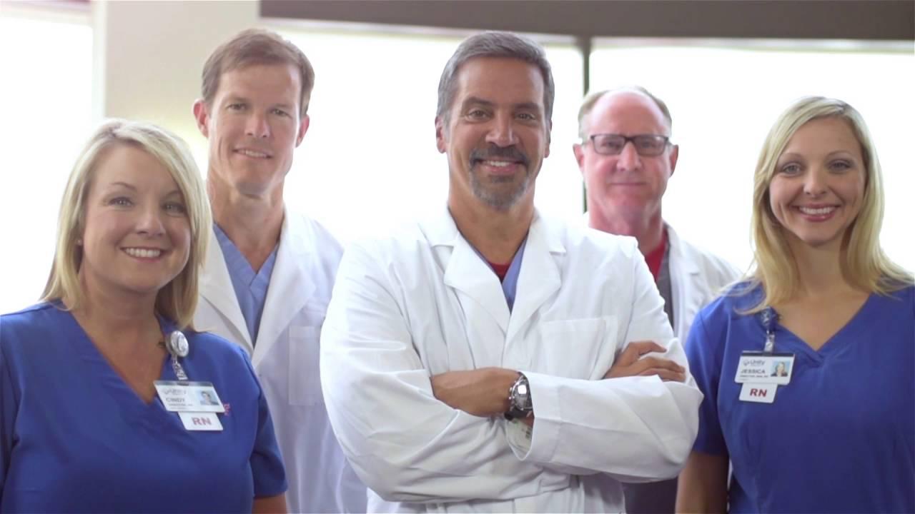 Unity Health | Health Centered