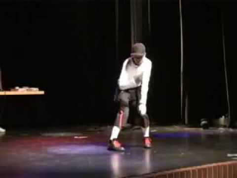 Michael Jackson 'moonwalking' secret  son  omer bhatti dancing before death