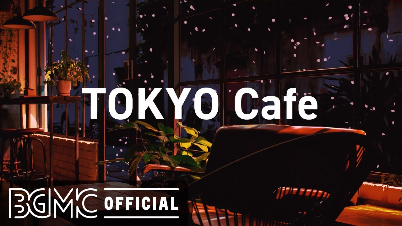 Download TOKYO Cafe: Beautiful Relaxing Jazz Piano Music for Stress Relief - Night Coffee Shop Ambience