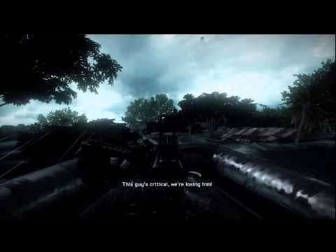 Medal of Honor Warfighter: Boat Scene - Mission Rip Current - HD Gameplay