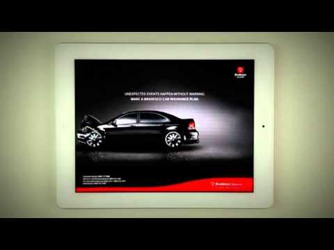 FIPP Innovations 2013: Bradesco Car Insurance creates fake car  ad for tablets