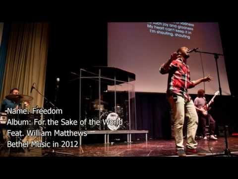 Freedom   Bethel Live Worship song with Lyrics 2012 Album