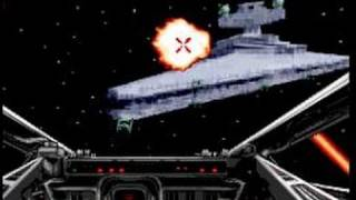 Vidéotest Star Wars Rebel Assault ( Mega CD )