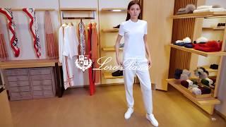 Новая коллекция Loro Piana Женский образ Фирменный бутик в Лакшери Store Тренды 2020