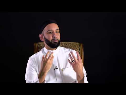 Omar Suleiman:  Creation - Imam Shafi