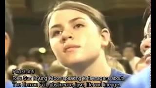Любовь, жизнь и родословие - преп. Мун Сон Мен , 4 июля 2002 года, 3 часть