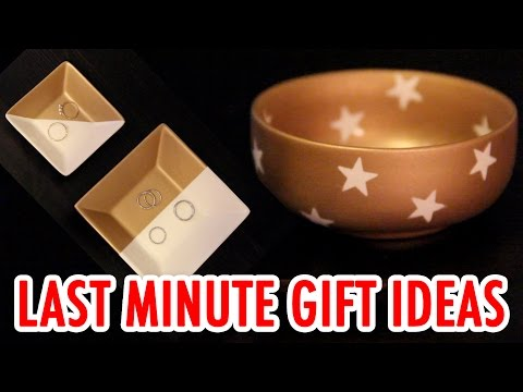 Last Minute DIY Gift Ideas - HGTV Handmade