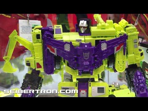 Transformers Combiner Wars Devastator (Retail Version)