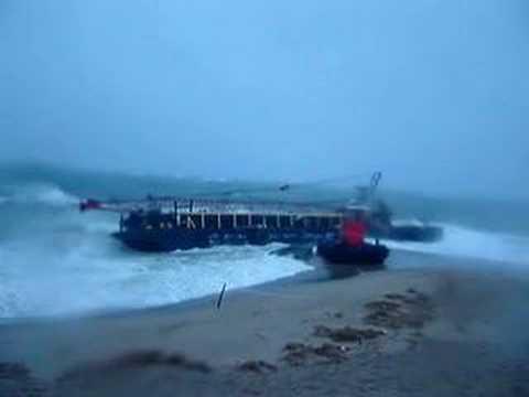 Plum Island Shipwreck