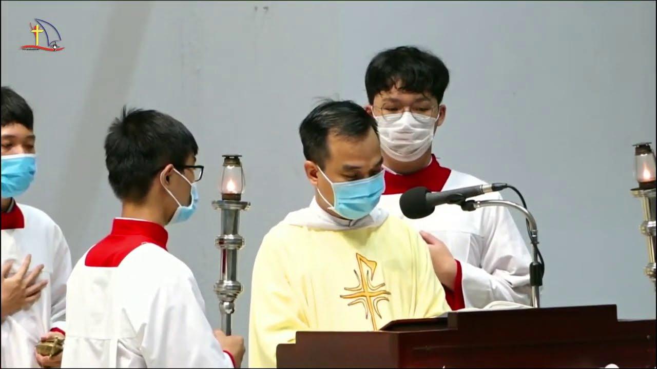 Videos: Giảng lễ Thánh Đa Minh (2016 - 2021)