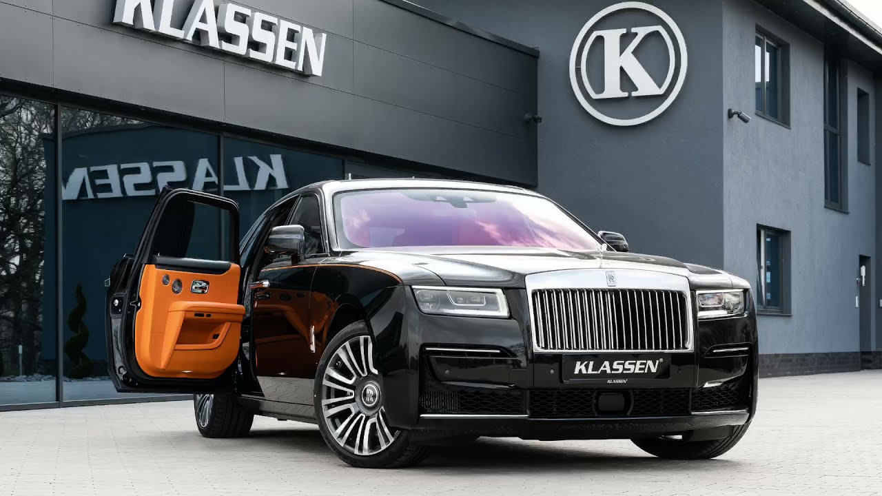 2021 The New Rolls Royce Ghost - by KLASSEN Germany