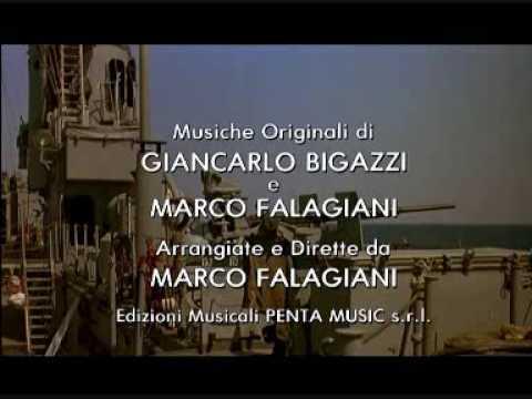 Mediterraneo, Musica Scena Iniziale
