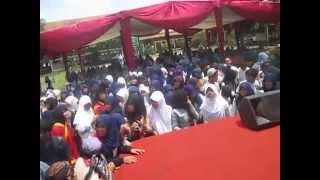 MONKEY BOOT - FREE DALAM ACARA ULANG TAHUN SEKOLAH