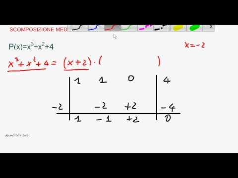 8 Scomposizione di Polinomi - Parte1 - Schooltoon from YouTube · Duration:  6 minutes 31 seconds