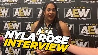 Nyla Rose Talks Awesome Kong In AEW & Being A True Alternative To WWE