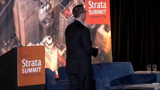 Strata Summit 2011:  Marc Goodman,