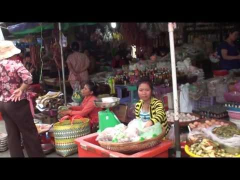 Kandal Market 2013 - Street 148, Phnom Penh, Cambodia