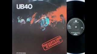 UB40 - The Earth Dies Screaming  (With Lyrics)