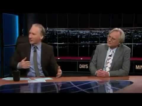 Richard Dawkins Interview by Bill Maher