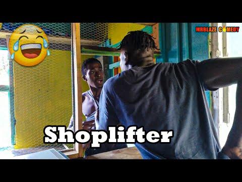 Shoplifter | Jamaican Comedy 2020 | [ Mrblaze Comedy ]