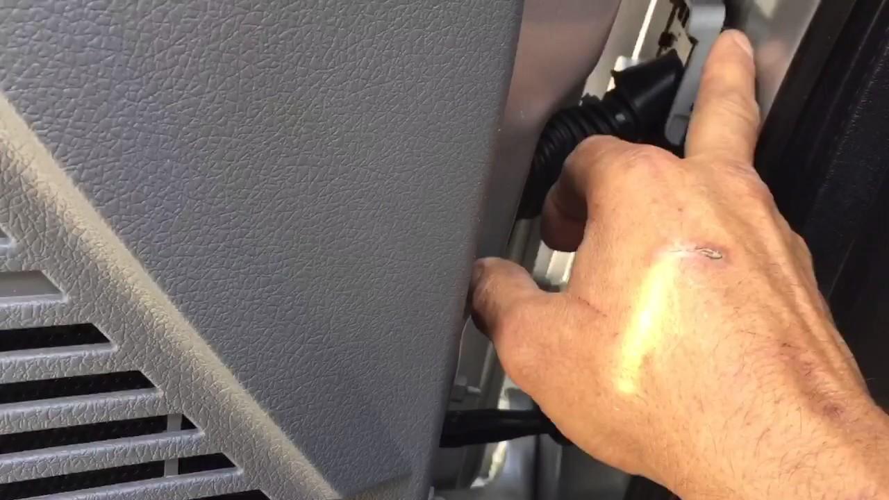 Aftermarket Power Window Kit Installation Youtube Gm Switch Wiring Diagram