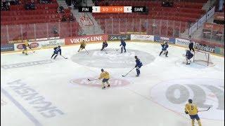 Maalikooste Suomi - Ruotsi // U20 Viiden maan turnaus // 10.2.2019 Turku