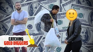 The BEST Gold Digger Prank (So Far)