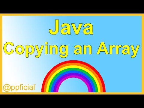 how-to-copy-an-array-in-java-by-example---learn-java-programming-easy---appficial