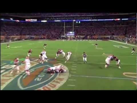 Florida-Oklahoma 2008 BCS National Championship Game Highlights