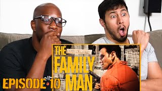 THE FAMILY MAN   Episode 10: The Bomb (Season 1 Finale) Reaction   Manoj Bajpayee   Jaby Koay