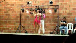 Concurso de Porro en Bello, Antioquia. campeones