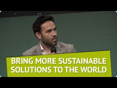 Can we Reverse the Damage done to our Planet? | Global Female Leaders 2018