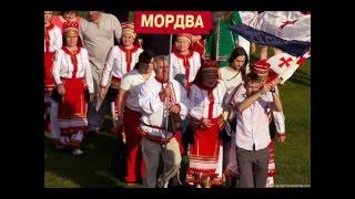 Все учат мордовский язык