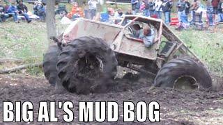 big als birthday mud bog 2012