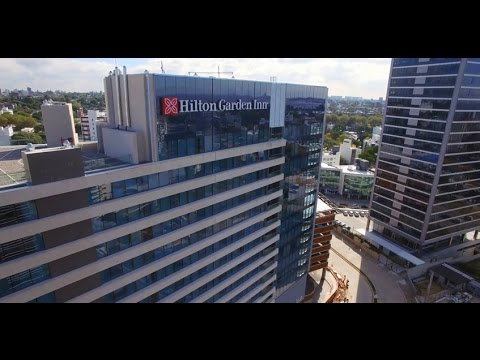 Hilton Garden Inn Montevideo, Uruguay - Aerial Views