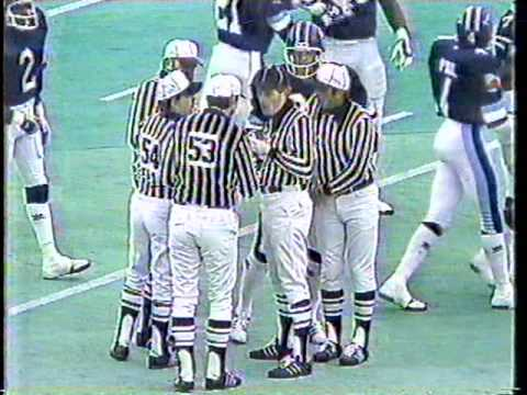 1983 CFL Eastern Final - Argos vs. Tiger-Cats, Part 4