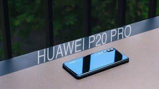Đánh giá nhanh Huawei P20 Pro: Tận dụng tốt màn hình, camera quá ổn, giao diện vẫn xấu