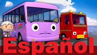 Las ruedas del autobús - Parte 9 | Canciones infantiles | LittleBabyBum