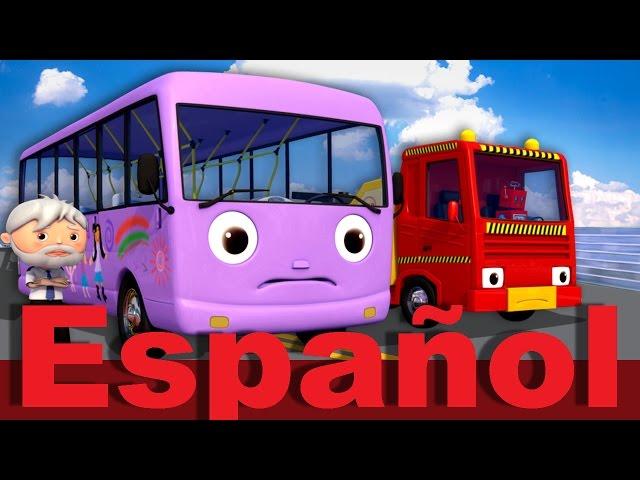 Las ruedas del autobús   Parte 9   Canciones infantiles   LittleBabyBum