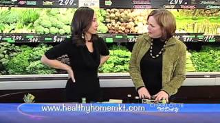 Healthy Home Market on Charlotte Today - Healthy Switches You Can Make (1-28-13)