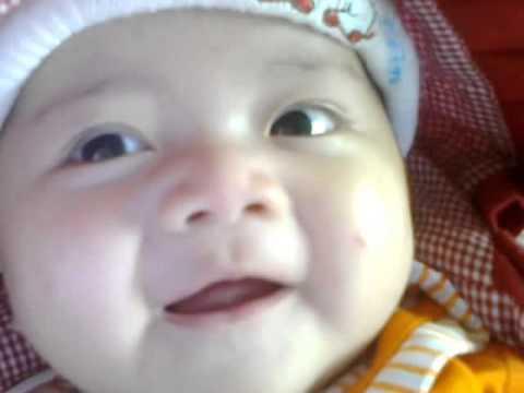 Foto Anak Bayi Lucu Gemesin
