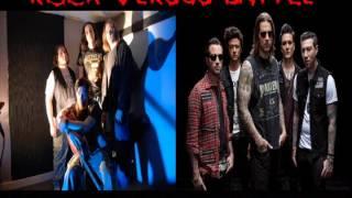 Rock Versus Battle - The Infinite Staircase vs. Avenged Sevenfold
