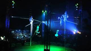 Moscow State Circus Dundee 2011